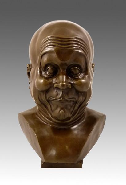 Franz Xaver Messerschmidt - Charakterkopf - Bronzebüste
