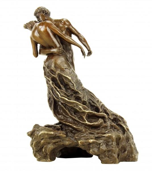 Der Walzer von Camille Claudel - La Valse - Moderne Bronzeskulptur