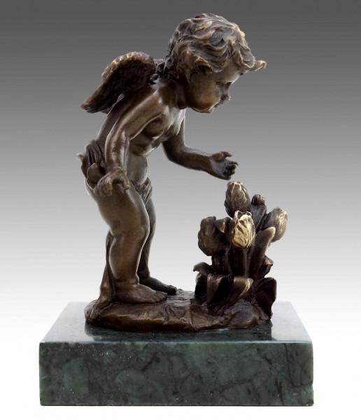 Amor der Tulpenkönig - Gott der Liebe - Griechische Figur - Milo