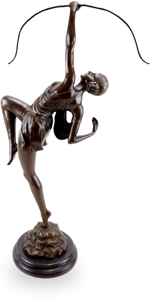 Alles was Sie zu Bronzefiguren wissen müssen