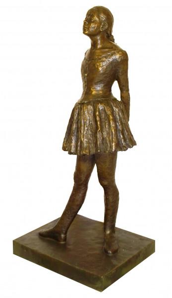 Großbronze 14jährige Tänzerin von Edgar Degas signiert