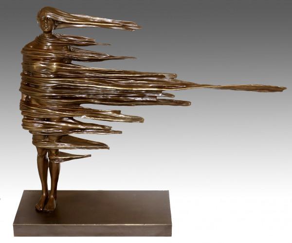 Modern Art Skulptur - Standhaft - Martin Klein