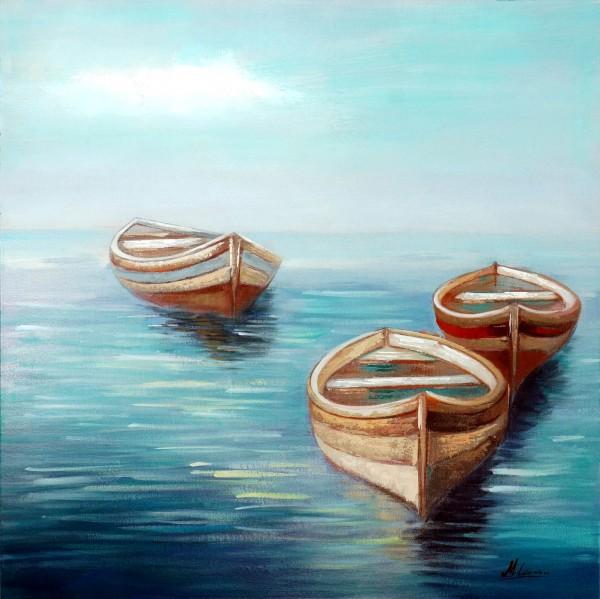 Silence – Meer Bild – Martin klein – Boot Bild - Maritim