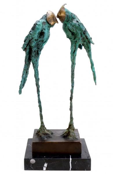 Abstrakte Vogel Skulptur - Maskarade - Tierfigur - Martin Klein
