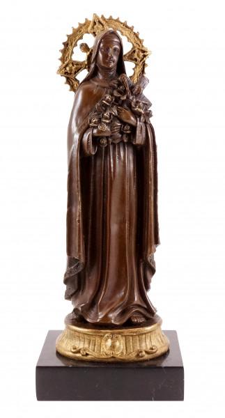 Religiöse Bronzeskulptur - Maria - Adolph Alexander Weinman