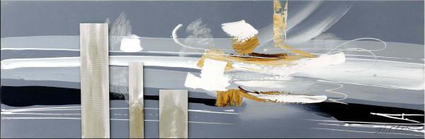 Force of Nature - Modernes Gemälde auf Leinwand - Martin Klein