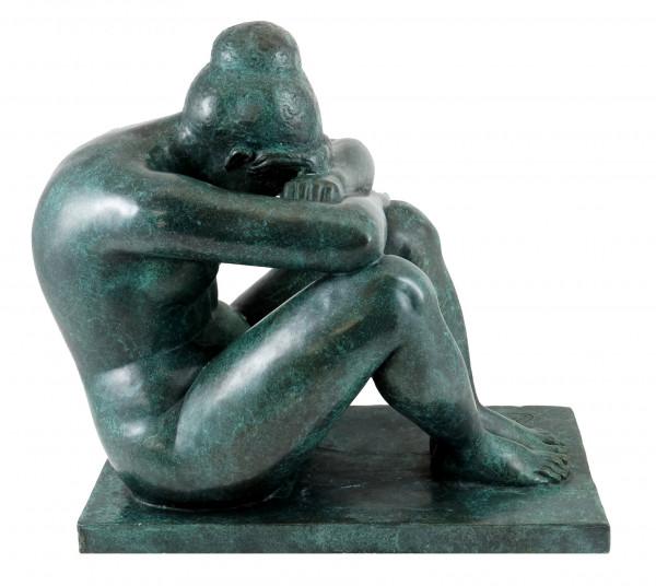 Bronzeskulptur - La Nuit - 1902-1909 - Aristide Maillol