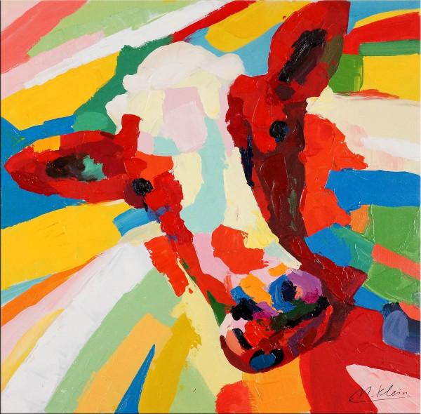 Gemälde - Blinde Kuh - Acryl auf Leinwand - Martin Klein