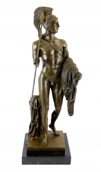 Bronzestatue - Jason mit dem Goldenen Vlies - Bertel Thorvaldsen