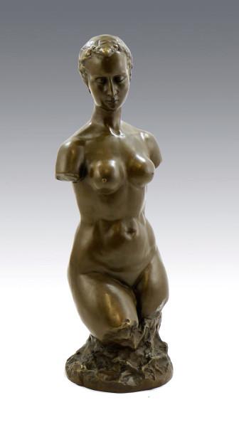 Moderne Kunst - Kleiner weiblicher Torso (1910), W. Lehmbruck